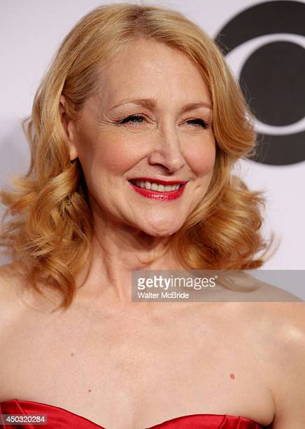 Patricia Clarkson attends American Theatre Wing's 68th Annual Tony Awards at Radio City Music Hall on June 8 2014 in New York City