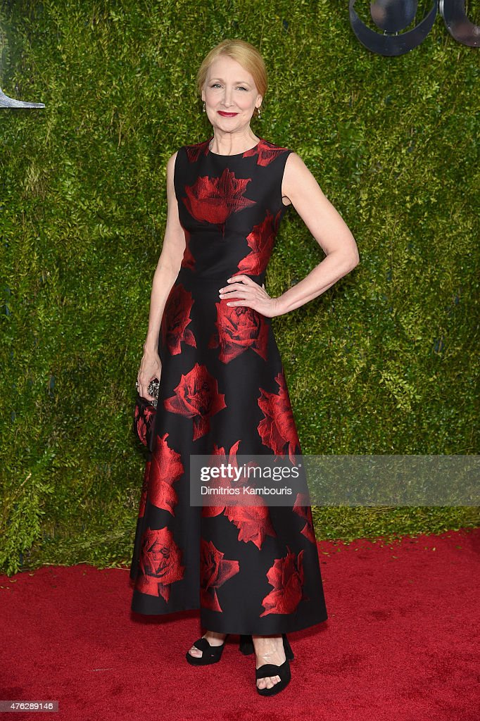 <a gi-track='captionPersonalityLinkClicked' href=/galleries/search?phrase=Patricia+Clarkson&family=editorial&specificpeople=202994 ng-click='$event.stopPropagation()'>Patricia Clarkson</a> attends the 2015 Tony Awards at Radio City Music Hall on June 7, 2015 in New York City.