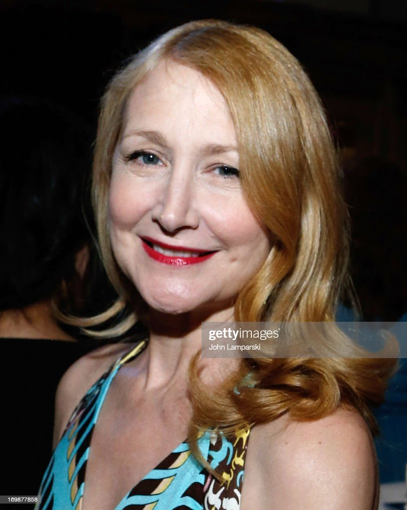 Patricia Clarkson attends the 2nd Annual Decades Ball at Capitale on June 3, 2013 in New York City.