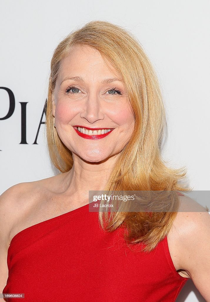 Patricia Clarkson attends 'The East' Los Angeles Premiere held at ArcLight Hollywood on May 28, 2013 in Hollywood, California.
