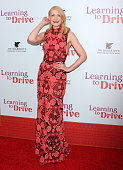 Patricia Clarkson attends the 'Learning To Drive' New York Premiere at The Paris Theatre on August 17 2015 in New York City