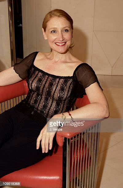 Patricia Clarkson during Cannes 2002 Director's Fortnight Closing Night 'Welcome to Collinwood' Premiere and Party at Noga Hilton in Cannes France