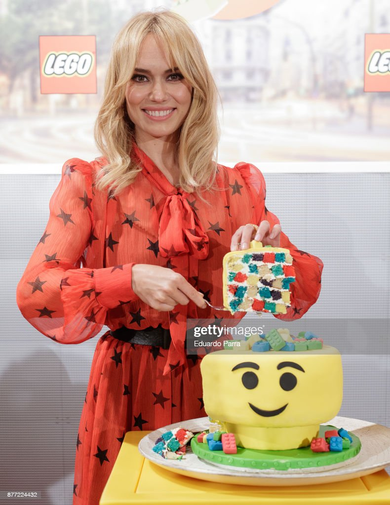 Lego Store Opening In Madrid