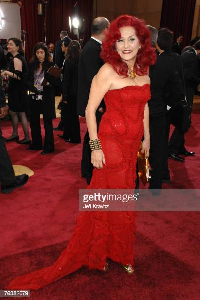 Patricia Field nominee Best Costume Design for The Devil Wears Prada