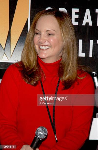 Patricia Hearst during 2004 Park City Creative Coalition Party at WireImage Gallery by Diet Coke With Lime in Park City Utah United States