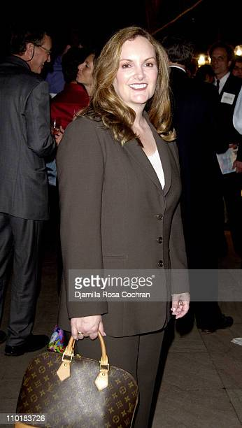 Patricia Hearst during Friends of the High Line Party to Celebrate 'Designing the High Line' at Vanderbilt Hall Grand Central Terminal in New York...