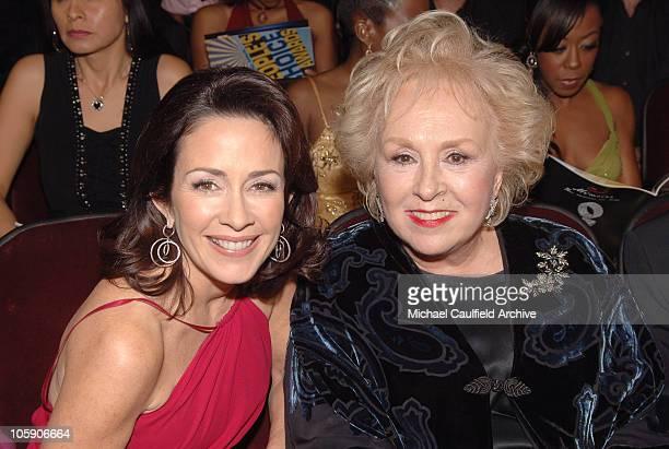 Patricia Heaton and Doris Roberts