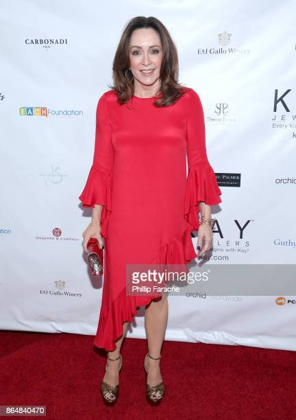 Patricia Heaton at Jane Seymour And The 2017 Open Hearts Gala at SLS Hotel on October 21 2017 in Beverly Hills California