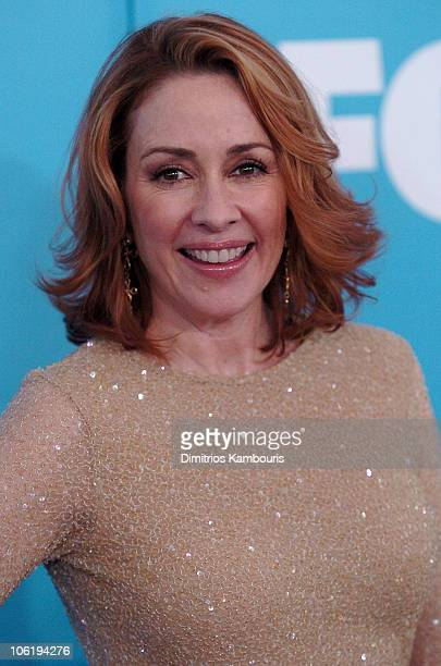 Patricia Heaton during 2007 FOX UpFront Arrivals at Wollman Rink in Central Park in New York City New York United States