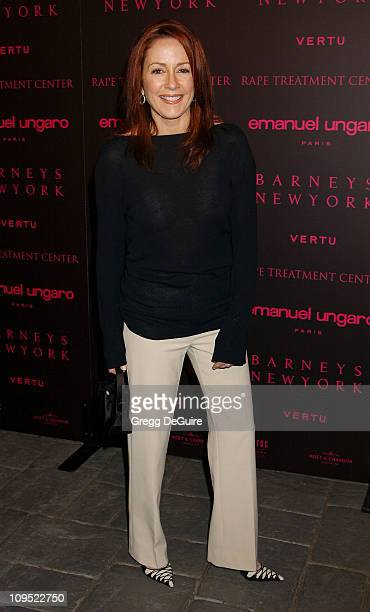 Patricia Heaton during Fashion For A Cause Emanuel Ungaro Fashion Show To Benefit Rape Treatment Center at Private Home of Heather Thomas in Santa...
