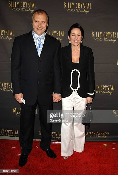 Patricia Heaton during Los Angeles Opening Night of The Tony Award Winning Broadway Show Billy Crystal '700 Sundays' at Wilshire Theatre in Beverly...