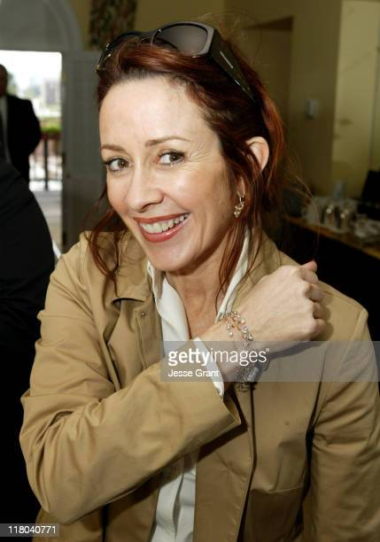 Patricia Heaton during NCDIA Oscar Suite 'Wrap Me in Diamonds' Day 4 at Regent Beverly Wilshire Hotel in Beverly Hills California United States