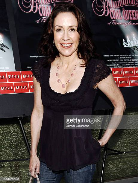 Patricia Heaton during Netflix Presents 'The Bituminous Coal Queens of Pennsylvania' Premiere Arrivals at IFC Center in New York City New York United...