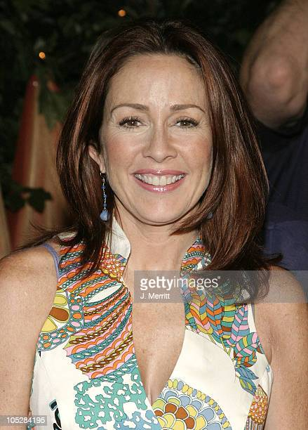 Patricia Heaton during Opening Night of 'Cavalia' at Big Top in Glendale in Glendale California United States