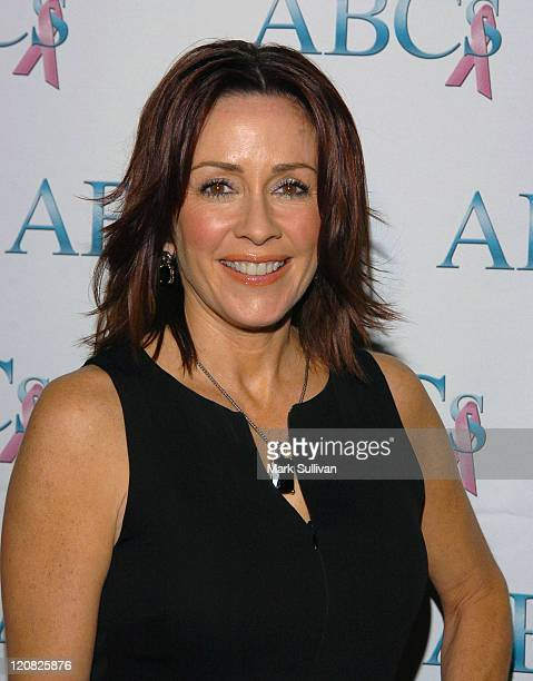 Patricia Heaton during Spirit of Hollywood Awards Diamond Jubilee Arrivals at Beverly Hilton Hotel in Beverly Hills California United States