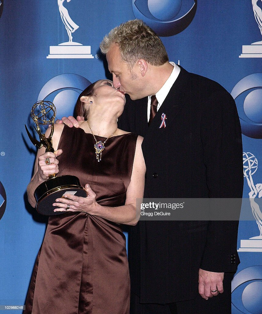 Patricia heaton kiss
