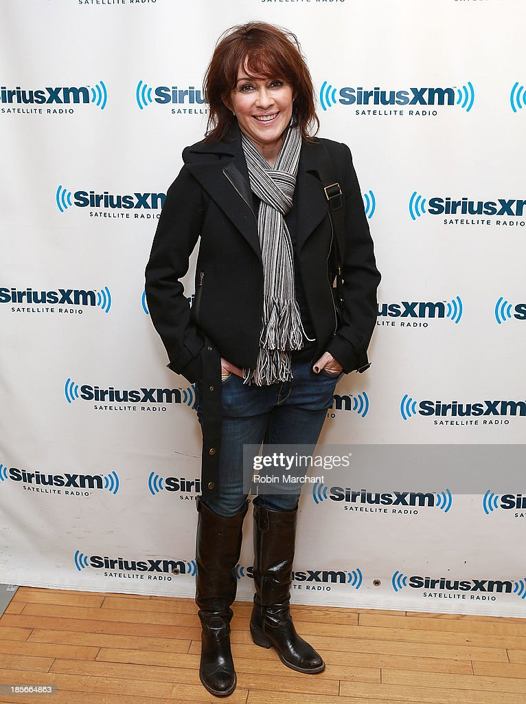 <a gi-track='captionPersonalityLinkClicked' href=/galleries/search?phrase=Patricia+Heaton&family=editorial&specificpeople=173459 ng-click='$event.stopPropagation()'>Patricia Heaton</a> visits SiriusXM Studios on October 23, 2013 in New York City.