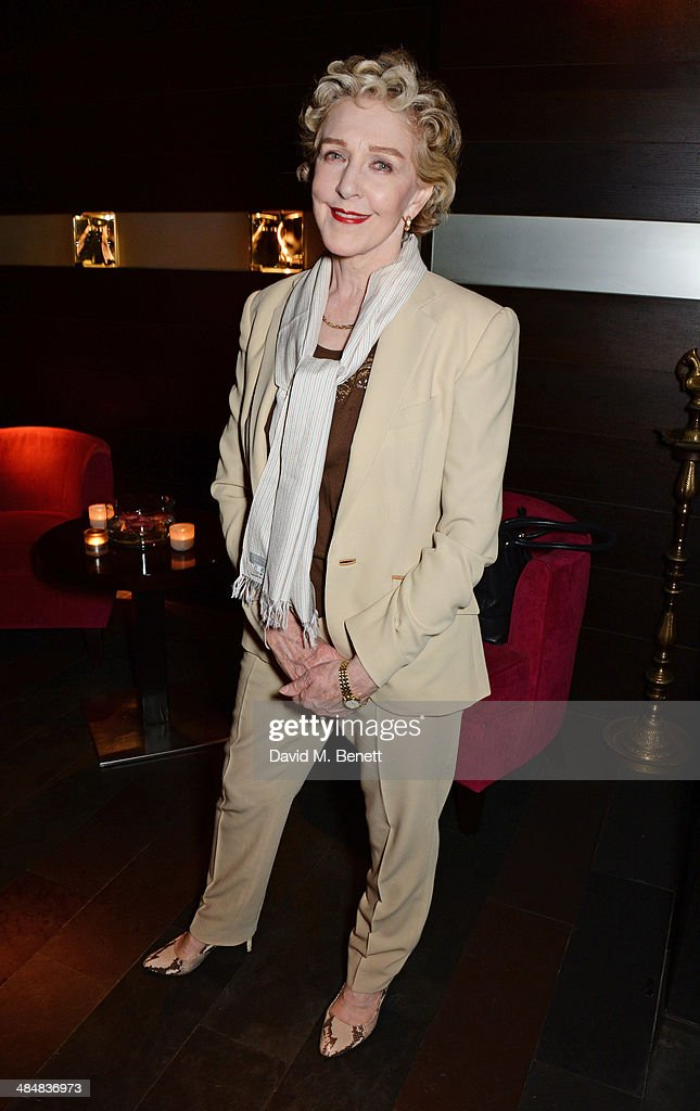 <a gi-track='captionPersonalityLinkClicked' href=/galleries/search?phrase=Patricia+Hodge&family=editorial&specificpeople=228366 ng-click='$event.stopPropagation()'>Patricia Hodge</a> attends an after party celebrating the press night performance of 'Relative Values' at Mint Leaf restaurant on April 14, 2014 in London, England.