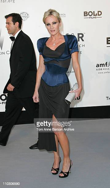 Patricia Kaas at amfAR's Cinema Against AIDS event presented by Bold Films the M*A*C AIDS Fund and The Weinstein Company to benefit amfAR