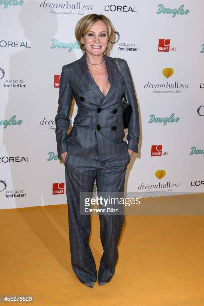 Patricia Kaas attends the Dreamball 2014 at Ritz Carlton on September 11 2014 in Berlin Germany