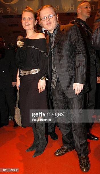 Patricia Kelly Angelo Kelly Mitglieder der 'Kelly Family' AftershowParty nach der 'Echo 2004'Verleihung Berlin 'Palais am Funkturm' roter Teppich...