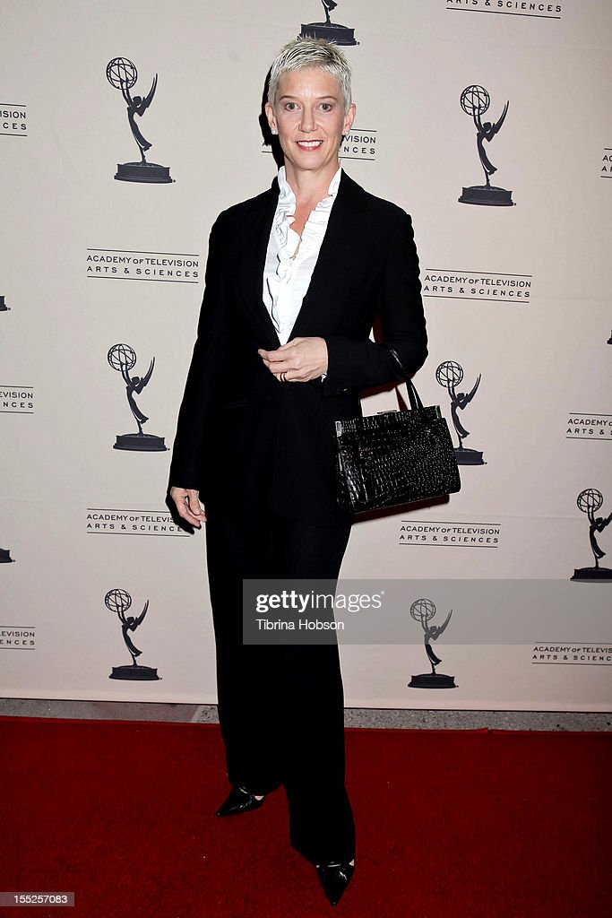 Patricia Kelly attends the Academy of Television Arts & Sciences' 'The Choreographers: Yesterday, Today & Tomorrow' event at Leonard H. Goldenson Theatre on November 1, 2012 in North Hollywood, California.
