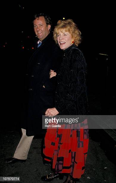Patricia Kennedy Lawford and date during 'Beetlejuice' Premiere at Lucy's in New York City New York United States