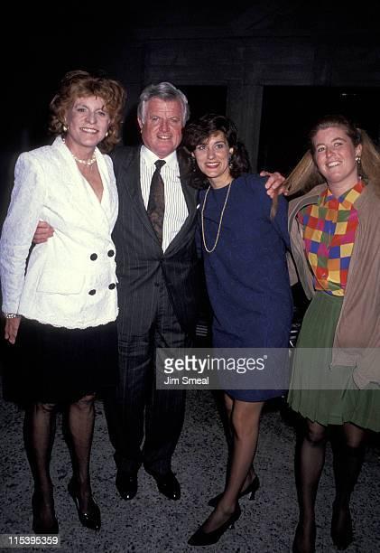 Patricia Kennedy Lawford Ted Kennedy Victoria Reggie and Robin Lawford
