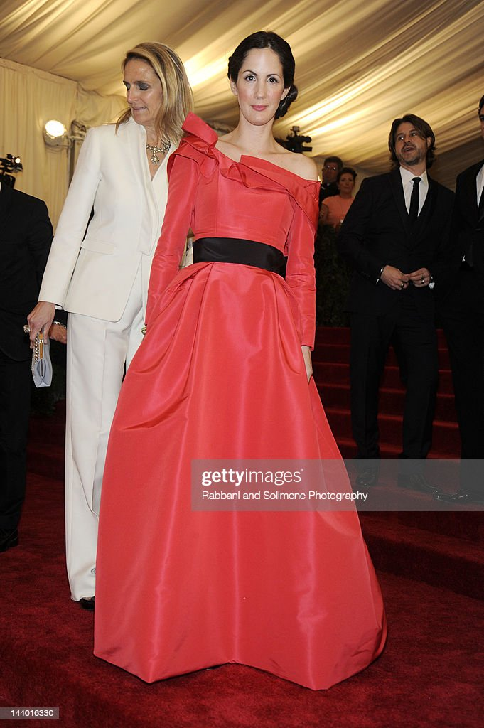 Patricia Lansing attends the 'Schiaparelli And Prada: Impossible Conversations' Costume Institute Gala at the Metropolitan Museum of Art on May 7, 2012 in New York City.