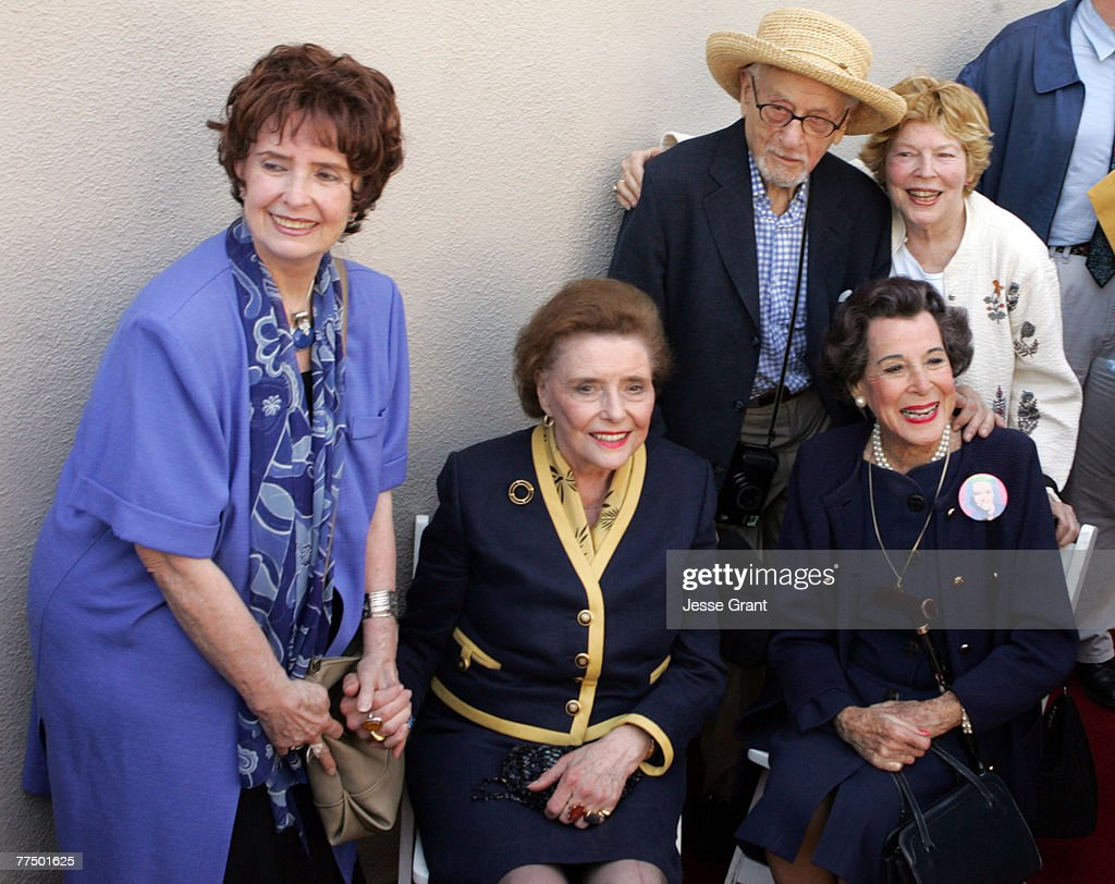 Patricia Neal Honored with Star on the Hollywood Walk of Fame