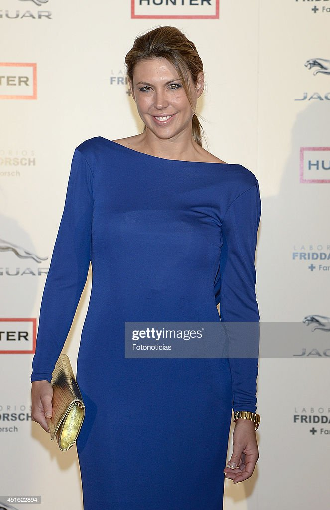 Patricia Olmedilla attends the 'Corazon Solidario' 2014 awards ceremony at Miguel Angel Hotel on July 2, 2014 in Madrid, Spain