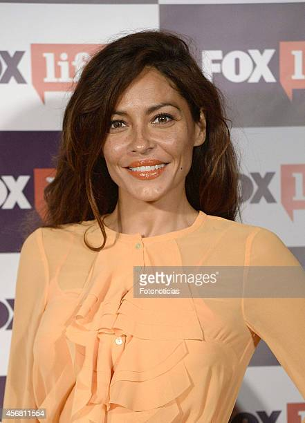 Patricia Perez attends Fox Life channel cocktail presentation at Club Pinar on October 7 2014 in Madrid Spain