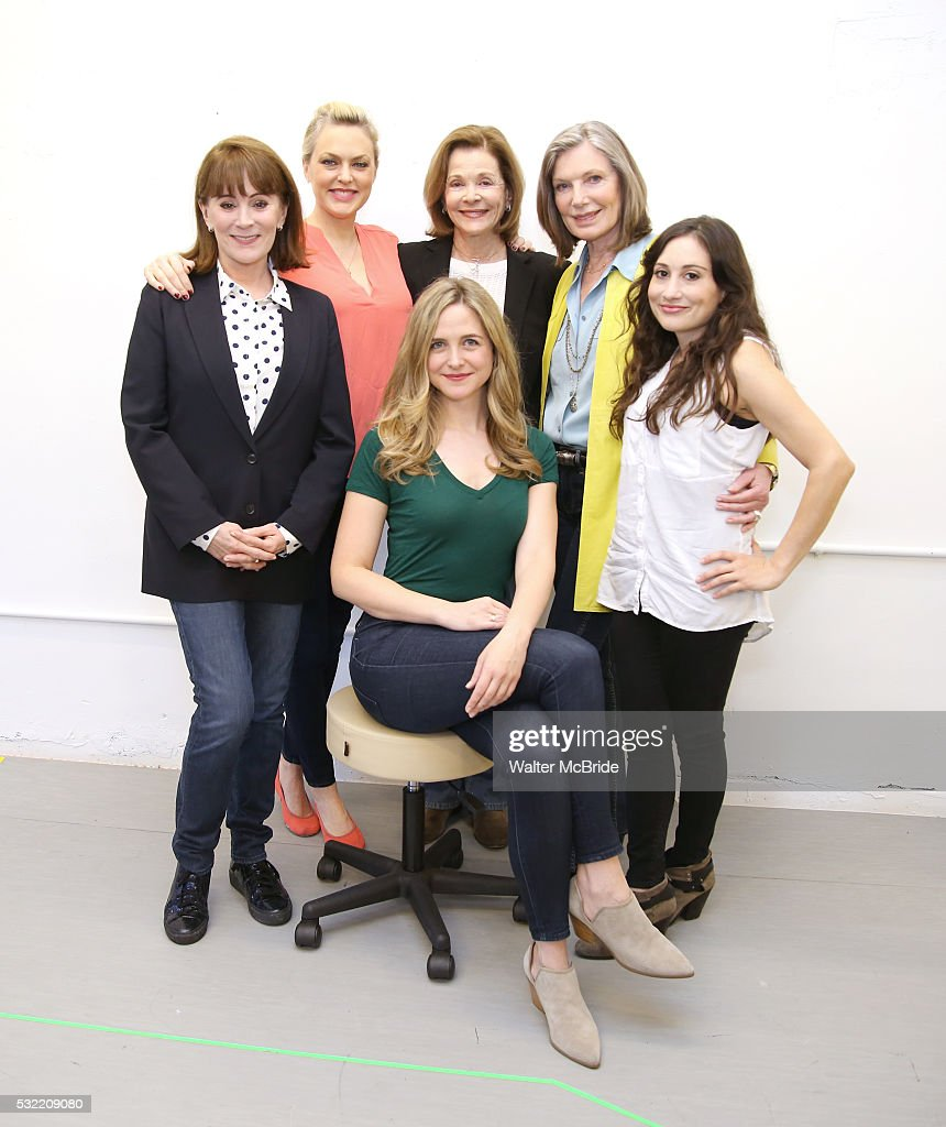 Patricia Richardson Elaine Hendrix Clea Alsip Jessica Walter Susan Sullivan and Lucy DeVito attend the photo call for the upcoming Bucks County...