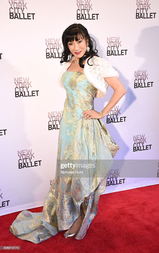 Patricia Shiah attends New York City Ballet's Spring Gala at David H. Koch Theater at Lincoln Center on May 4, 2016 in New York City.
