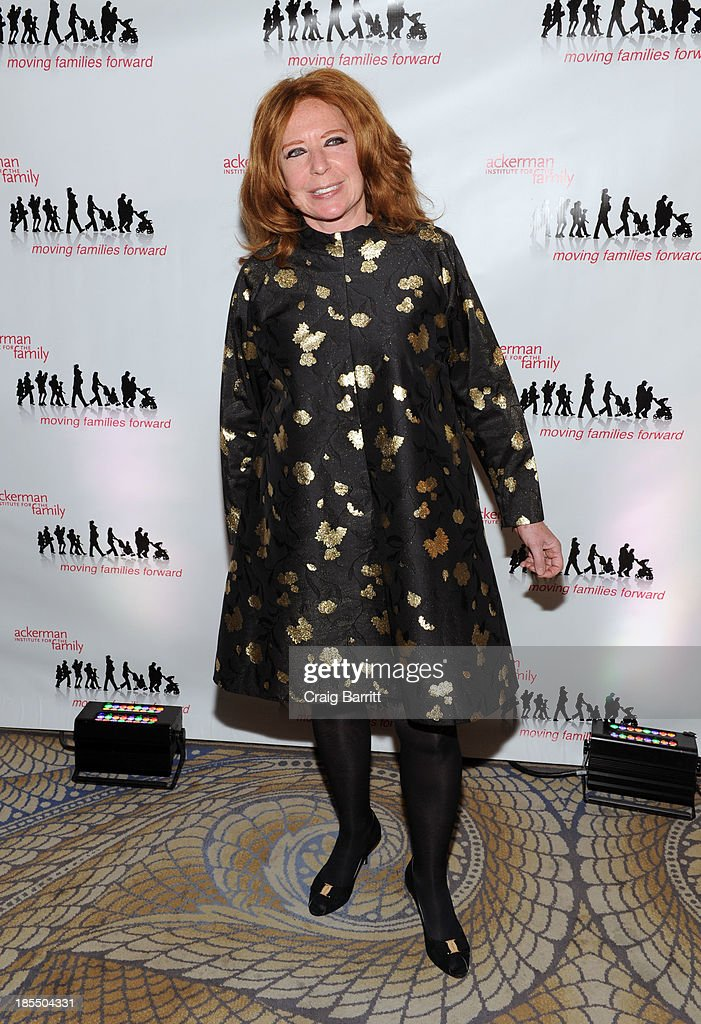 Patricia Von Musulin attends the 2013 Families Moving Forward gala at The Waldorf Astoria on October 21, 2013 in New York City.
