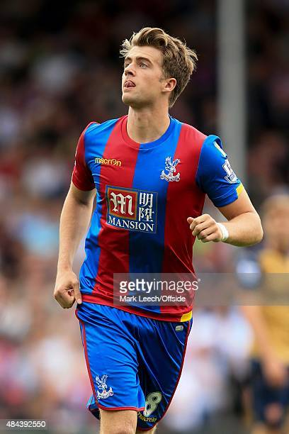 Patrick Bamford of Crystal Palace during the Barclays Premier League match between Crystal Palace and Arsenal on August 16 2015 in London United...