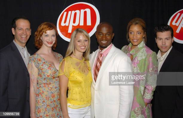 Patrick Breen Christiana Hendricks Kate Levering Taye Diggs Michael Michele and Jon Seda