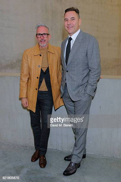 Patrick Cox and David Walliams arrive at the opening reception for new exhibition 'The Radical Eye Modernist Photography From The Sir Elton John...