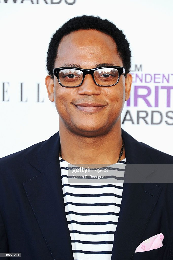 Patrick Cunningham arrives at the 2012 Film Independent Spirit Awards on February 25, 2012 in Santa Monica, California.