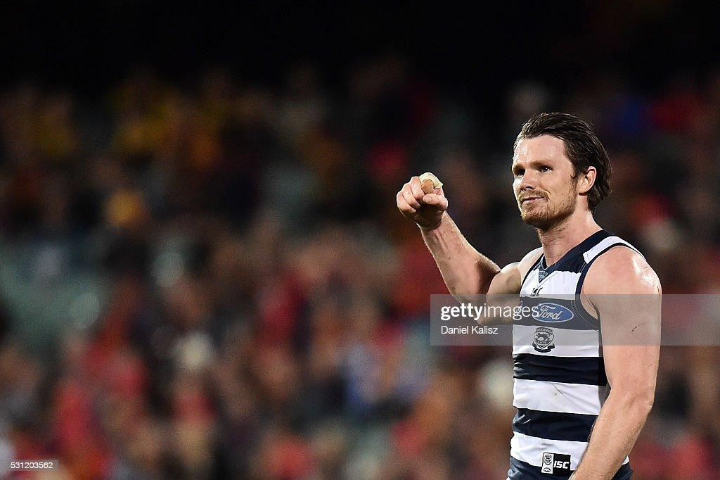 AFL Rd 8 - Adelaide v Geelong