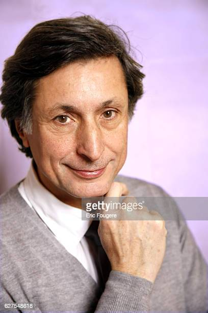 Patrick de Carolis attends the photo call for the 'Journee du Figaro'