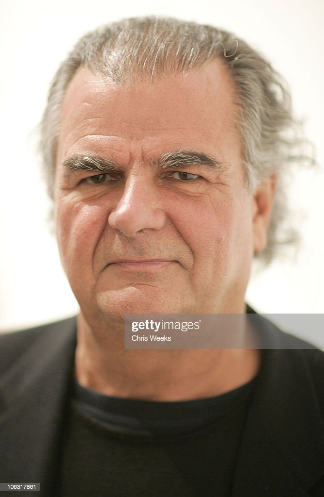 Patrick Demarchelier during Christopher Wool Opening Reception at Gagosian Gallery at Gagosian Gallery in Beverly Hills California United States
