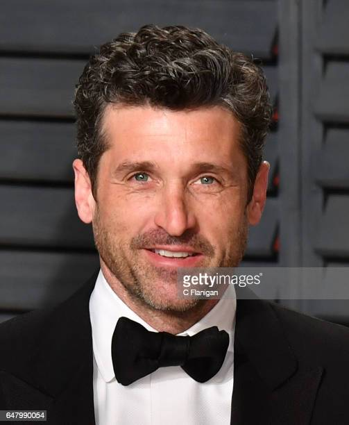 Patrick Dempsey attends the 2017 Vanity Fair Oscar Party hosted by Graydon Carter at the Wallis Annenberg Center for the Performing Arts on February...