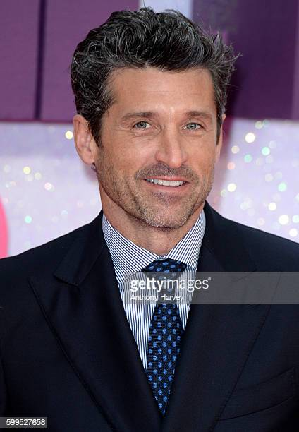 Patrick Dempsey attends the World premiere of 'Bridget Jones's Baby' at Odeon Leicester Square on September 5 2016 in London England