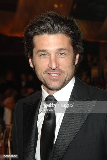 Patrick Dempsey during 4th Annual TV Land Awards Backstage and Audience at Barker Hangar in Santa Monica California United States