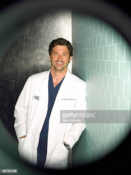 S ANATOMY Patrick Dempsey stars as Derek Shepherd on the ABC Television Network's 'Grey's Anatomy'