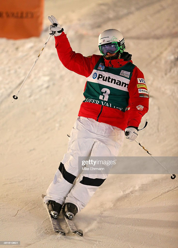 <a gi-track='captionPersonalityLinkClicked' href=/galleries/search?phrase=Patrick+Deneen&family=editorial&specificpeople=2578503 ng-click='$event.stopPropagation()'>Patrick Deneen</a> competes during Finals for Mens Moguls at the 2014 FIS Freestyle Ski World Cup at Deer Valley on January 9, 2014 in Park City, Utah.