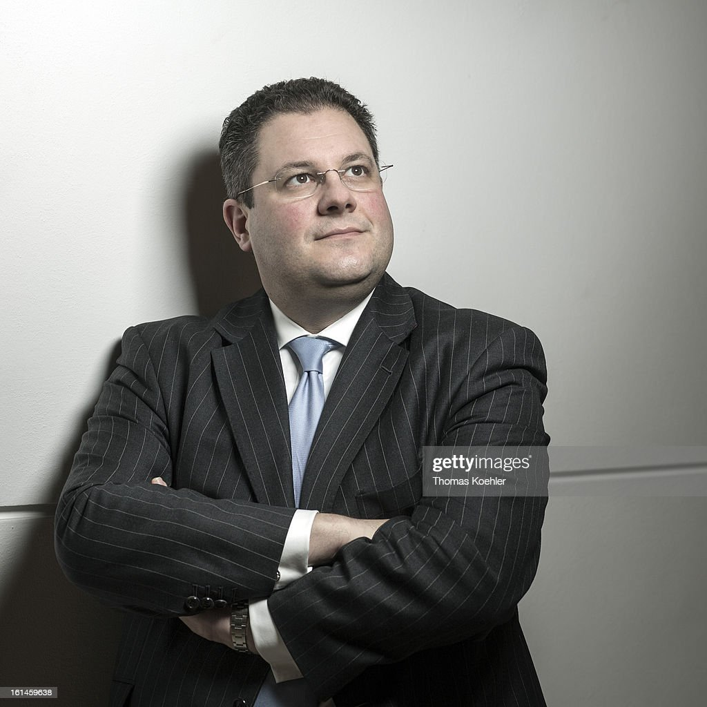 Patrick Doering, general secretary of the Free Democratic Party (FDP), poses for a phototgraph on January 29, 2013 in Berlin, Germany.