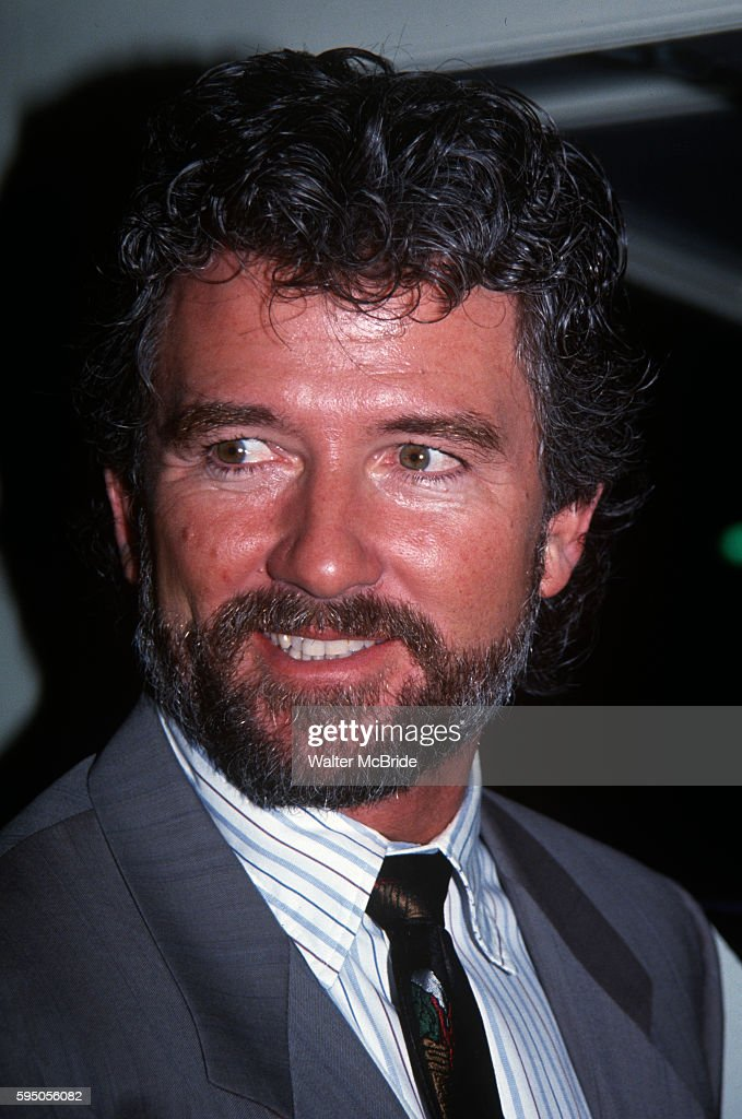 Patrick Duffy at the ABC Network Fall TV LineUp Party at Restaurant Cafe Luxemburg in New York City on May 11th 1993