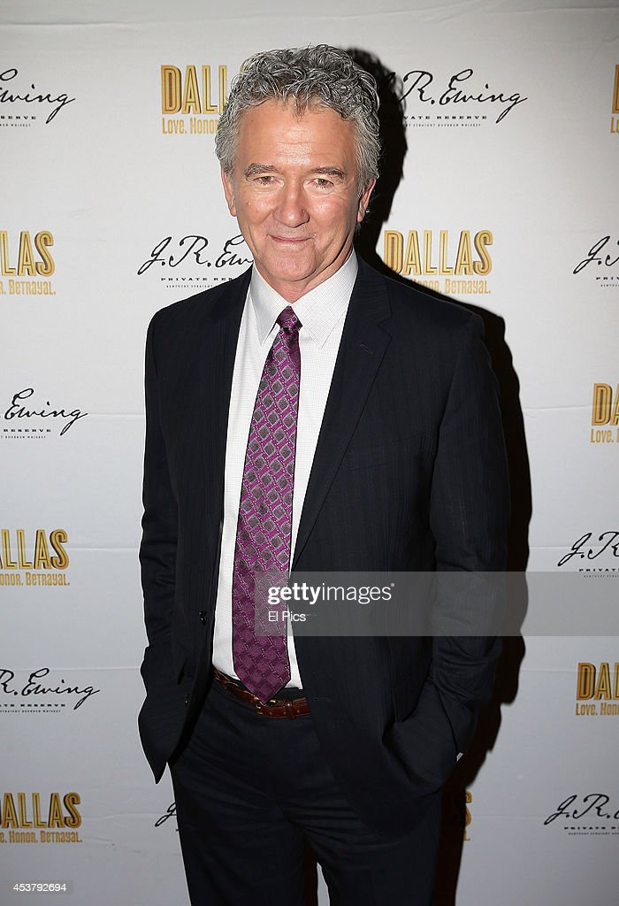 <a gi-track='captionPersonalityLinkClicked' href=/galleries/search?phrase=Patrick+Duffy+-+Actor&family=editorial&specificpeople=224536 ng-click='$event.stopPropagation()'>Patrick Duffy</a> attends the J.R. Ewing Bourbon's Launch Party on August 18, 2014 in Sydney, Australia.